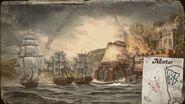 ACIV Black Flag immagine promozionale tattiche navali 2