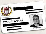 Alannah Ryan