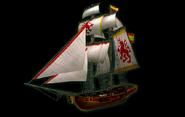 ACP HMS Drake Espagnol