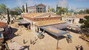 Athens-Bouleuterion