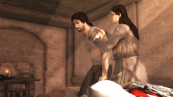 Ezio soin rome