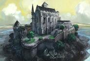 ACB Mont Saint-Michel concept