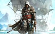 ACIV Wallpaper Edward Kenway Cape Brune