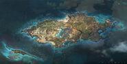ACIV concept Nassau une ile a la dérive