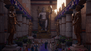 ACOD Statue of Zeus - Kassandra and Barnabas