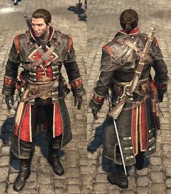 ACRG Templar outfit