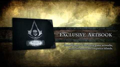 Assassin's Creed 4 Black Flag -- Buccaneer Edition Unboxing UK