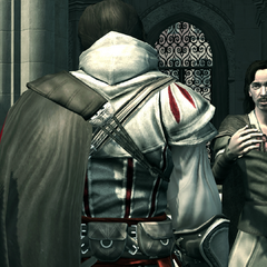 Rosa with Ezio and Antonio