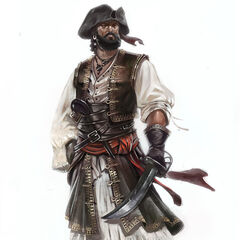 Concept art of the Privateer, by <a class=