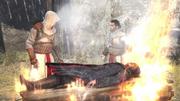 Кремирование аль-Муалима