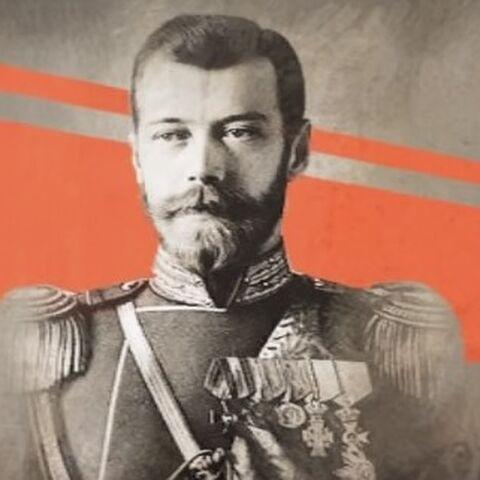 《刺客信条编年史:俄罗斯》中尼古拉斯二世的数据库图像