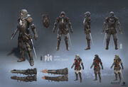 Andi-drude-robert-drude-assassins-creed-crow-concept
