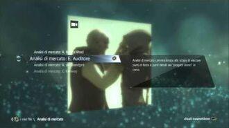 Assassin's Creed 4 - Black Flag File Abstergo - Analisi di Mercato HD ITA