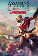 Assassin's Creed Chronicles India cover