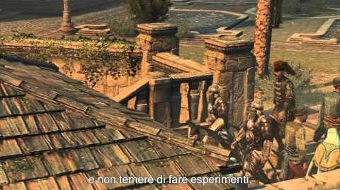 Assassin's Creed Revelations Creare una Bomba