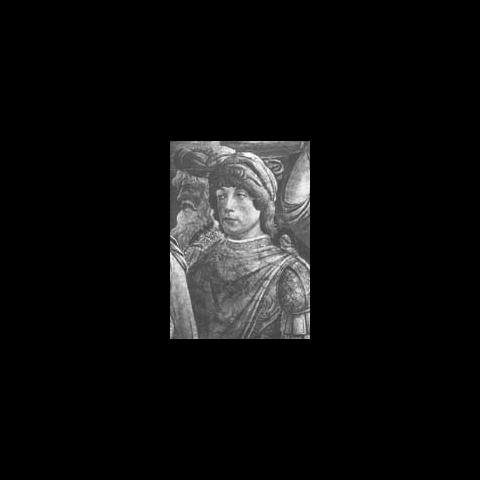 Portrait de <b>Girolamo Riario</b>