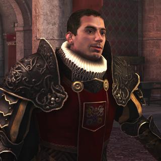 <b>Fabio Orsini</b> dans le repère des Assassins de Rome