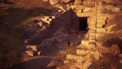 Salamis-MyceneanTombofAjax