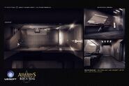 ACIV Abstergo Entertainment Bunker concept 3