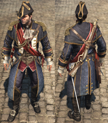 ACRG Admiral outfit