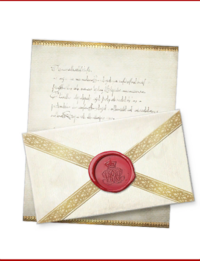 ACS Correspondance royale 1 BDA