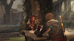 Anne rozmawia z Edwardem