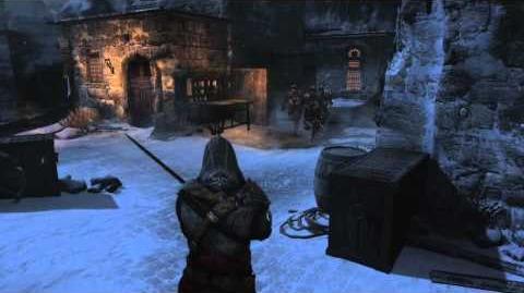 Assassin's Creed revelations -- Single Player Walkthrough Gamescom 2011