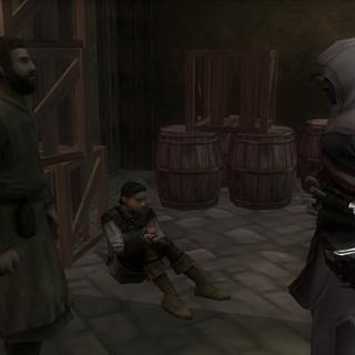 亚历山大让阿泰尔去找奥斯曼