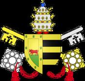 Papal Arms of Alexander VI