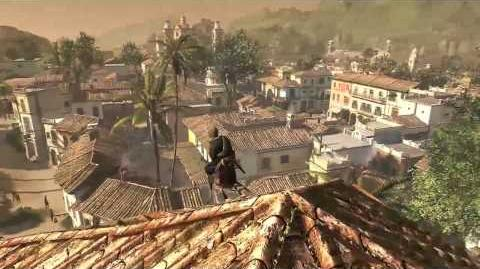 Synchronizing View Point (Assassin's Creed IV Black Flag) Xbox One Upload test