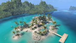 ACIV Andreas Island