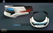 Animus VR occulus oméga