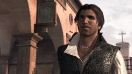 Roześmiany Ezio (Wspomnienie Tacy są chłopcy) (by Kubar906)