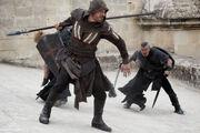 ACMovie Aguilar de Nerha spear fight