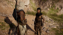 ACO Bayek and Wamukota
