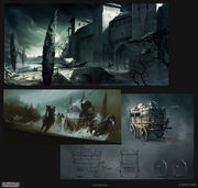 Assassin's Creed 2 Concept Art By Desmettre Page02