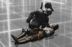 Mort du Baron