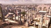Terme di Traiano 2