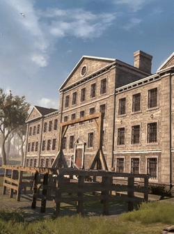 AC3R Bridewell Prison Database Image