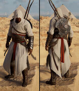 ACO Altair's outfit