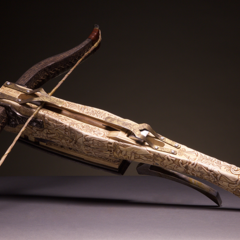 A 15th century Spanish Assassin crossbow