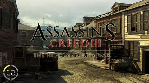 Assassin's Creed III - The Hidden Secrets DLC Sinking A Secret