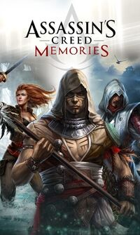 Assassins Creed Memories cover