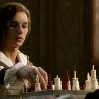埃齐奥和费代里科下棋