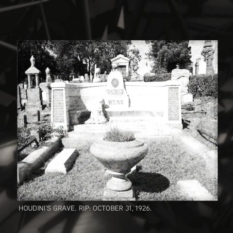 胡迪尼之墓