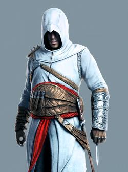 AC3 Altaïr Ibn-La'Ahad Database Image