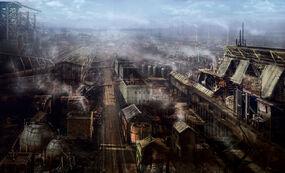 Industrial-render