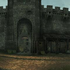 蒙特里久尼的城门