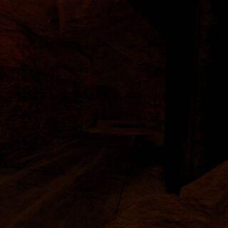 进入神殿的通道