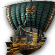 ACOD Poseidon's Glory Ship Design